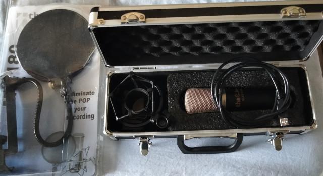 Micro condensador T.bone sc450 usb
