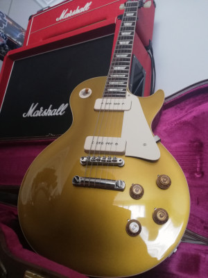 Gibson les Paul 56 reissue NO CAMBIOS