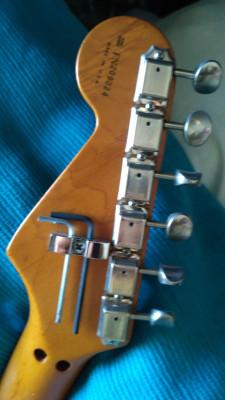 Fender vintage usa 92