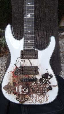Dean Guitars Vendetta Resurrection como nueva
