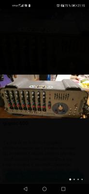 Mesa activa soundcraft 300w