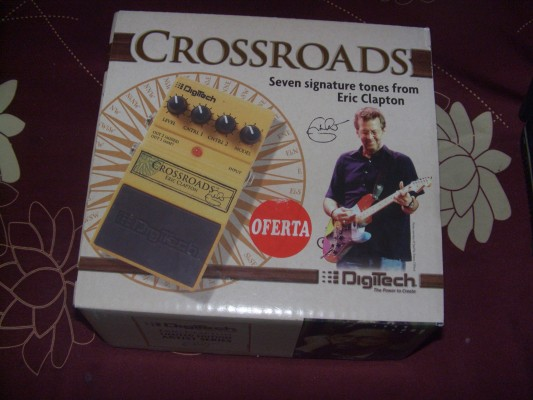 crossroads eric clapton limited edition impecable rebajado!!