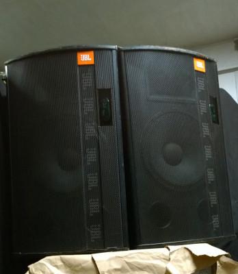 Pareja de altavoces JBL PS 15