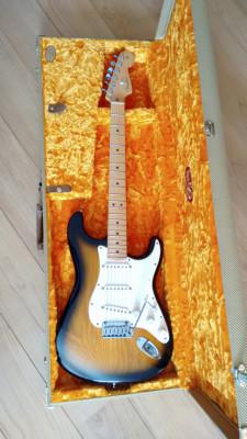 Fender strato american standard 50 th --  CAMBIO SOLO POR FENDER TELECASTER