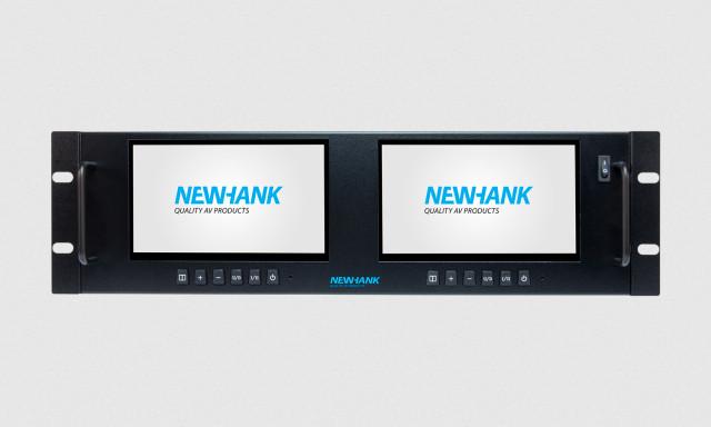NewHank LRM 7531 Pantalla Professional 2 x 7″ TFT LCD