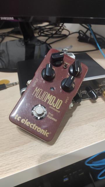 Overdrive Mojo Mojo - TC Electronic