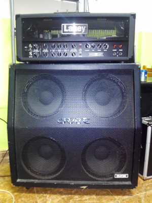 Laney irt60h+Crate GT 412