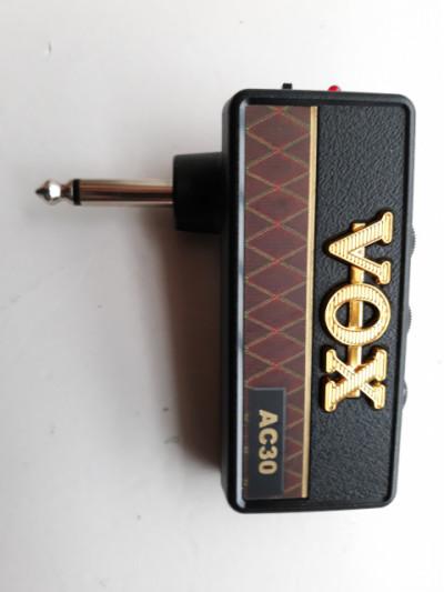 Mini amplificador de auriculares VOX AC30