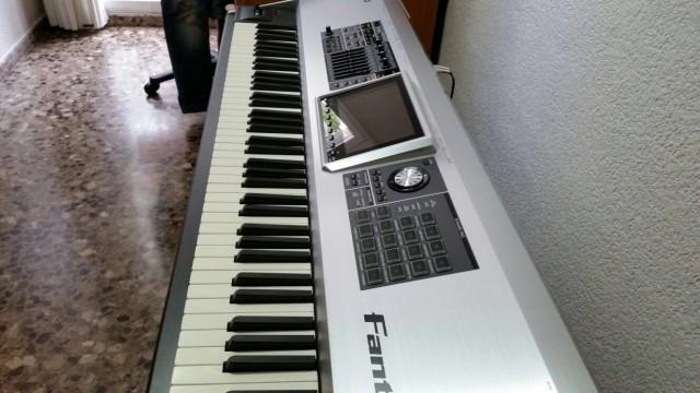 Roland fanton g8