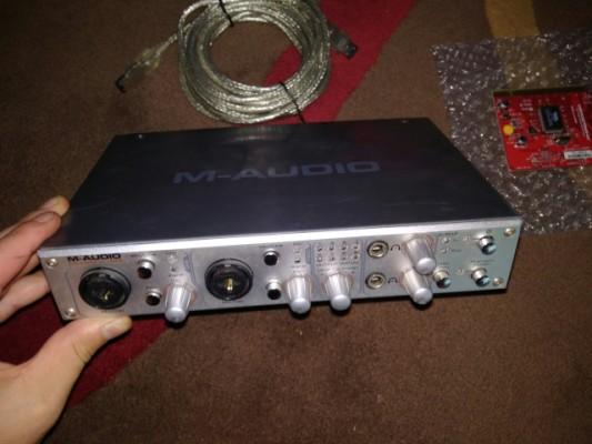 Tarjeta Firewire M-audio 410