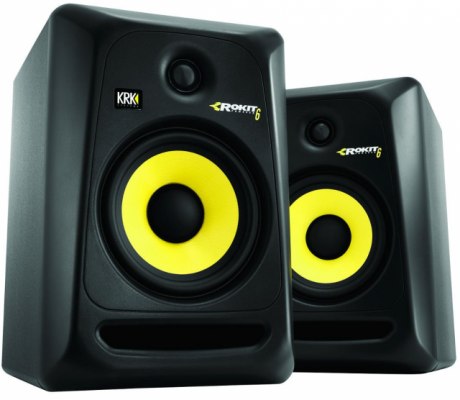 Monitores KRK RP6 G3