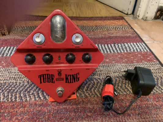 Ibanez TK999HT Tube King High Voltage Tube Distortion