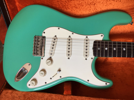 Fender Strato Custom Shop NOS R65 Sea Foam Green