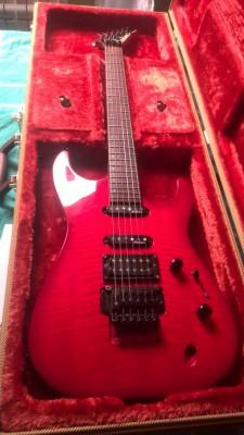 Jackson made in Japan 1992. Estuche original. REBAJA
