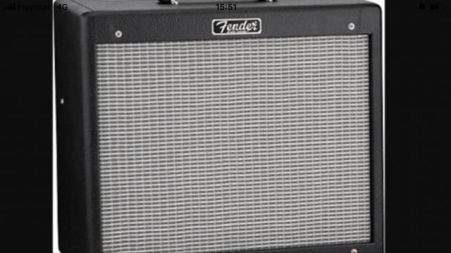 Vendo Fender blues junior 2