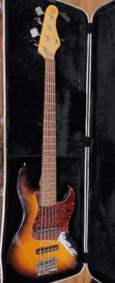Bajo KSD Ken Smith Design Jazz Bass
