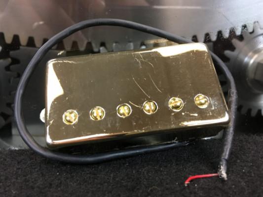 Kent Armstrong HPAC-1 Humbucker Gold