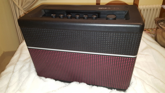 Amplifi 75, Cambio por bajo