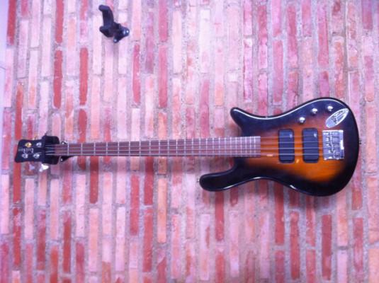 Bajo 4 cuerdas warwick rock bass