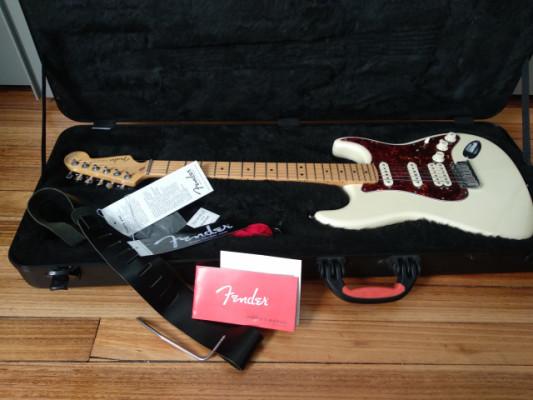 Fender Stratocaster American Deluxe HSS USA