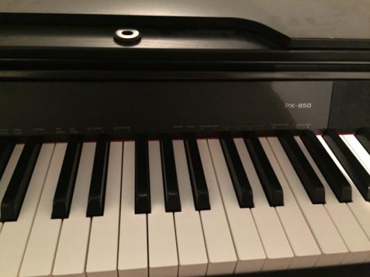 Piano electrónico Casio Privia PX 850