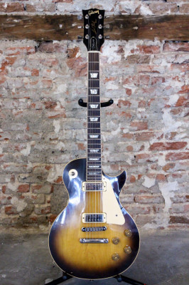 Gibson Les Paul Deluxe Tobacco Sunburst (1980)