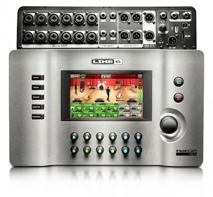 Cambio Mezclador / Mixer digital Yamaha/Line 6 ... por un Apple.