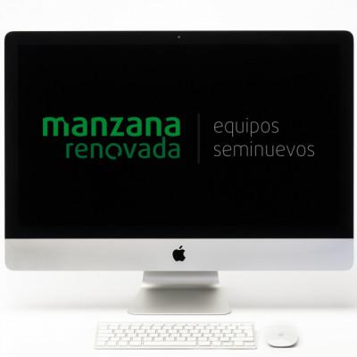 iMac 27″ 5k RETINA Core i7 4,2Ghz 32Gb y ssd 500Gb. Gráfica 4gb