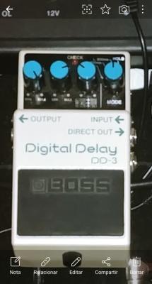 Vendo Boss dd3 delay