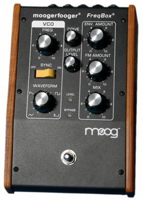 Moog Freqbox MF-107 Moogerfooger