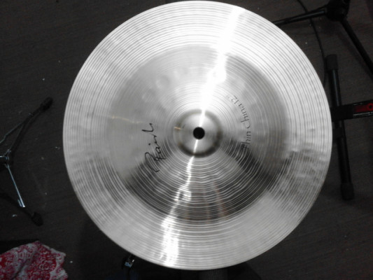 Plato thing china serie dimension Paiste