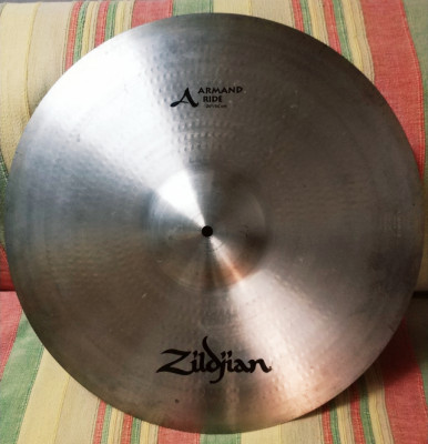 RIDE ARMAND ZILDJIAN DE 20""