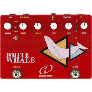 Busco Reverb Crazy Tube Circuits White Whale