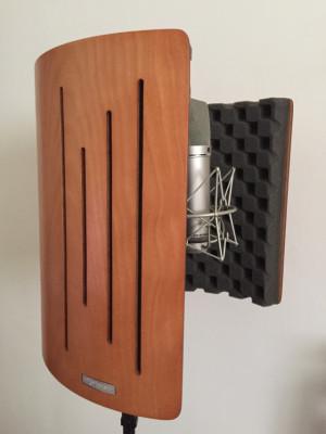 Dispositivo portátil para grabación VICOUSTIC FLEXI SCREEN ULTRA