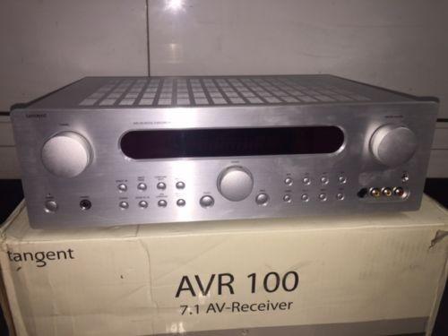 TANGENT 100AVR 100 7. 1 AV - RECEIVER