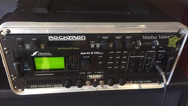 Vendo Rocktron Voodu Valve