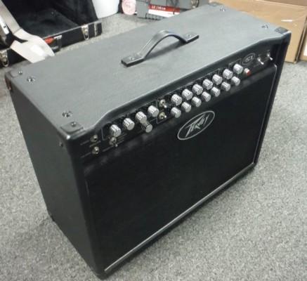 Combo Peavey USA Joe Satriani JSX 212. Tres canales y 120 watios todo válvulas!
