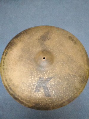 Zildjian K custom left side ride 22""