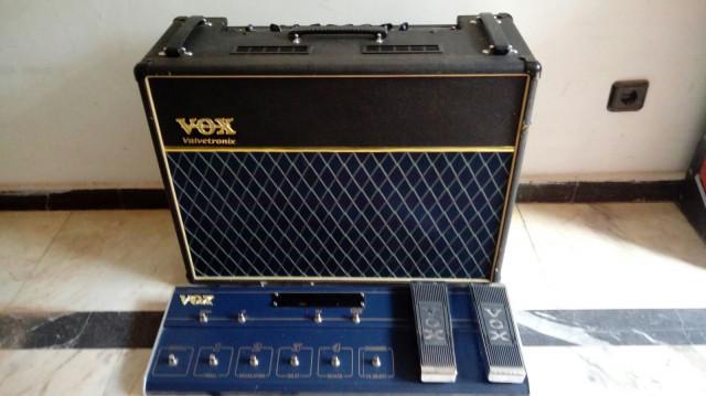 Amplificador VOX AD120VT