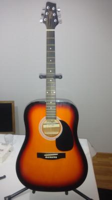 Guitarra Acústica Stagg SW201SB