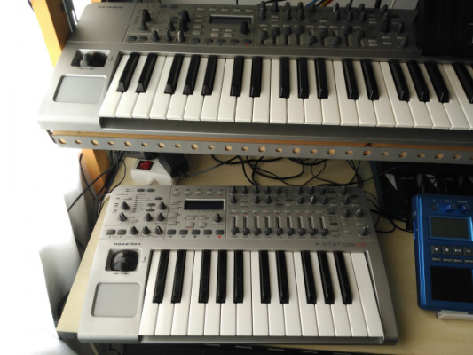 Vendo Novation XStation 25