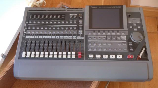 vendo Roland VS-1680 Xpanded