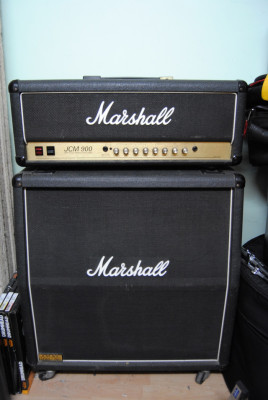 Marshall JCM 900 50w hi gain Master Volume MKlll