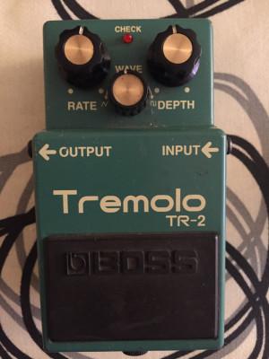 Vendo pedal Boss TR-2