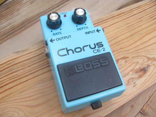 1984 Boss Chorus CE-2  made in Japan