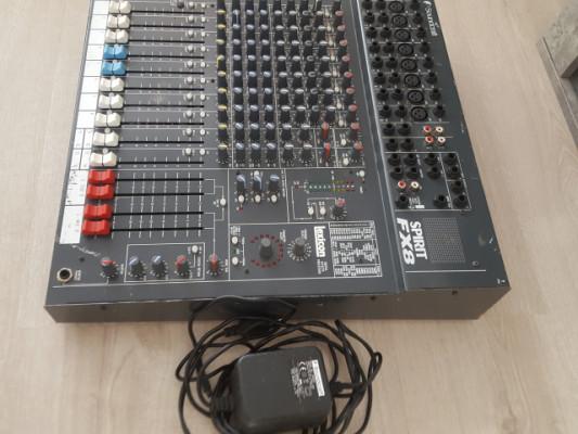 Soundcraft fx 8