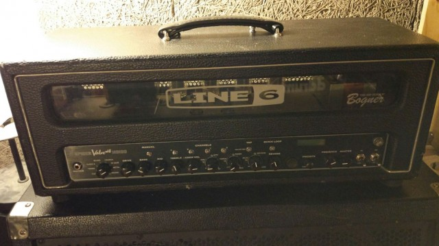 Vendo Spider IV HD100 Bogner + FBV mkII