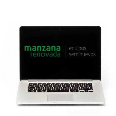 "Apple MacBook Pro 15"" i7 2,5Ghz doble gráfica 16Gb SSD 480Gb IVA DEDUCIBLE"