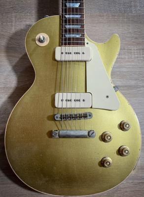 Gibson les paul goldtop less plus 2014 relic