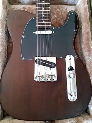 Mojo Guitars Telecaster estilo George Harrison (piezas Fender)